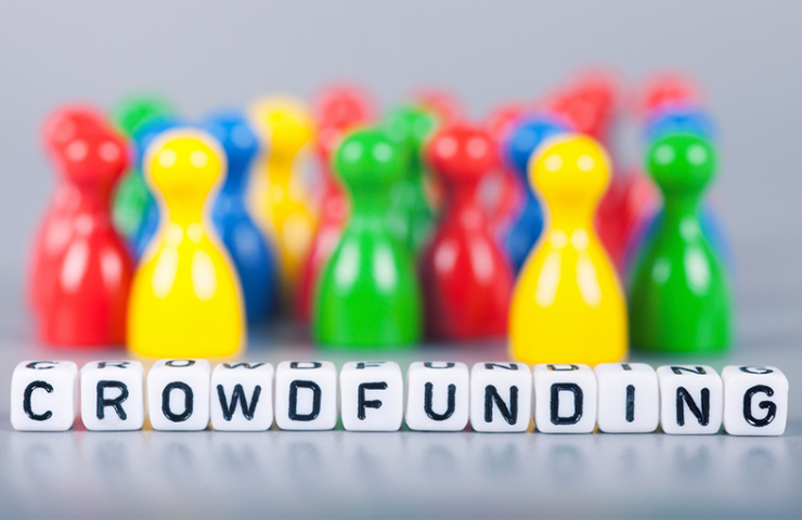 In crowdfunding, momentum is king