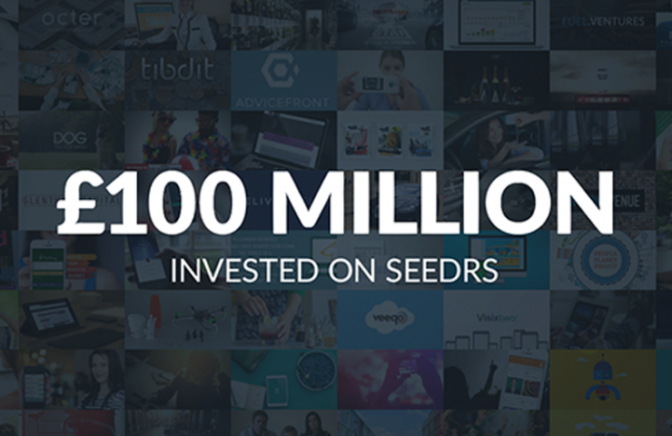 Seedrs hits £100 million invested in early-stage and growth businesses