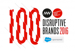 Four Seedrs Successes appear on the 'Marketing Week's 100 Disruptive Brands' list