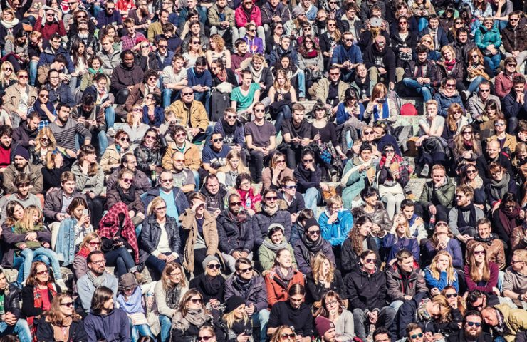 Why your funding round can never be too crowded