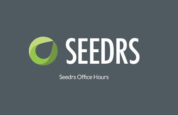 Seedrs Office Hours