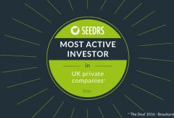 Crowdfunding tops private equity investments for 2016, with Seedrs leading the charge