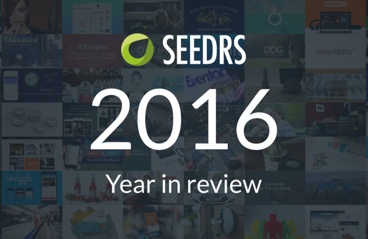 Another record year for Seedrs – our 2016 Year In Review
