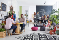 What is the difference between accelerators, incubators and co-working spaces?