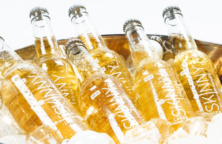 Campaign Spotlight: Skinny Brands – low-calorie premium lager