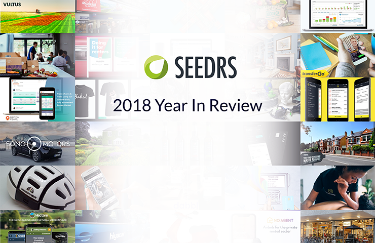 Seedrs' best year yet – 2018 Year in Review