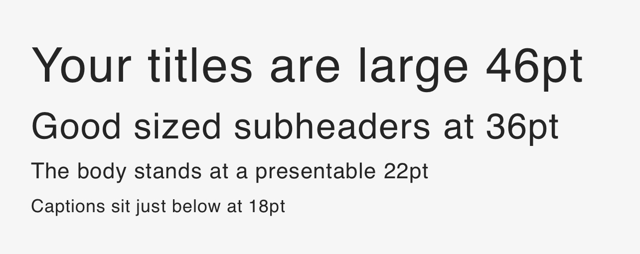 """font-size"""