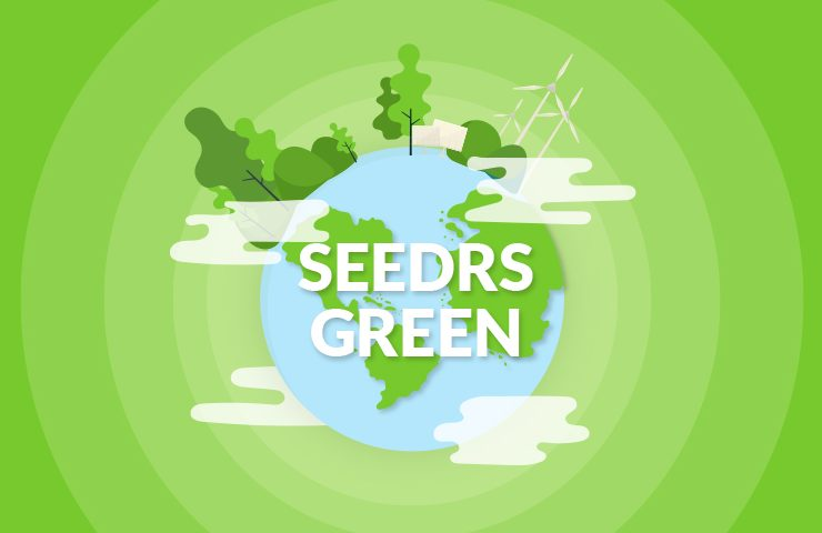 Making The World #SeedrsGreen