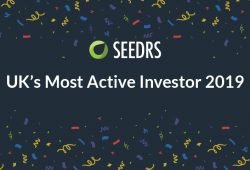 Seedrs Takes The Crown As the UK's Most Active Investor After Facilitating 215 Investments in 2019