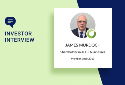 Investor Interview: James Murdoch