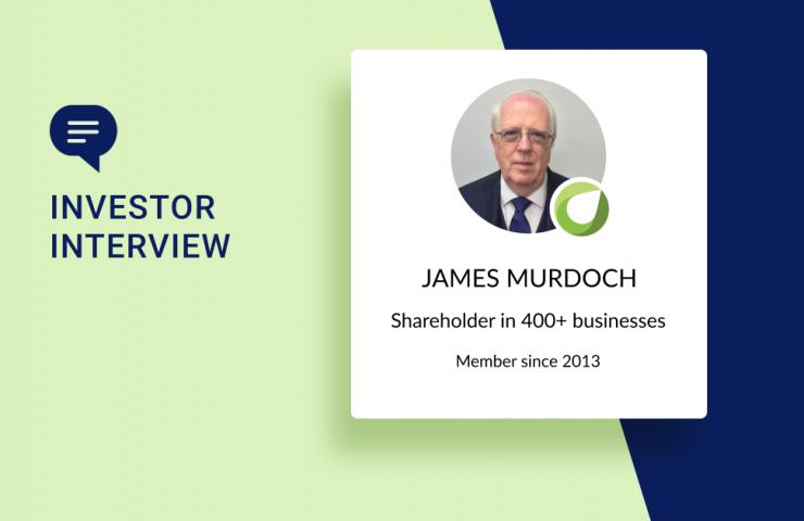 Investor Interview: James Murdoch