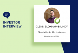 Investor Interview: Glenn Bloxham-Mundy