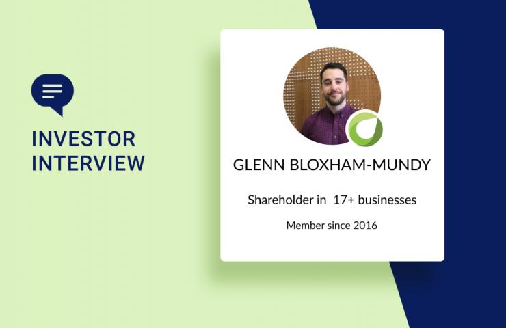 Investor Interview: Glenn Bloxham-Mundy