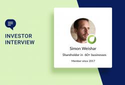 Investor Interview: Simon Weishar