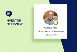 Investor Interview: Andrew King