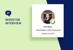 Investor Interview: Jan Rees