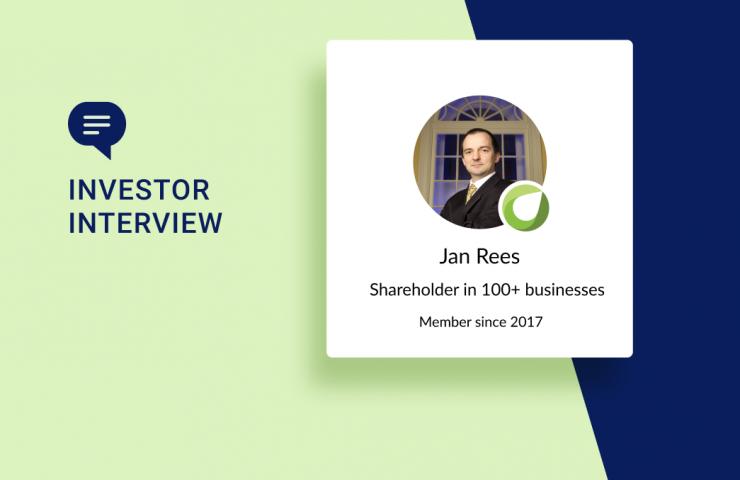 Investor Interview: Jan Rees