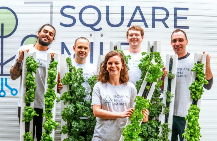 Meet The Founder: Square Mile Farms, Urban Farming Bringing Sustainable Spaces to Life