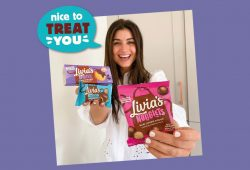 Meet The Founder: Livia's – The Fastest-Growing Plant-Based Snack Brand in the UK