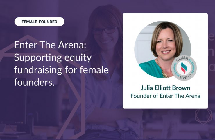 Female-Founded: Enter The Arena