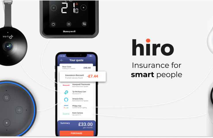 Hiro: Insurance For Smart People
