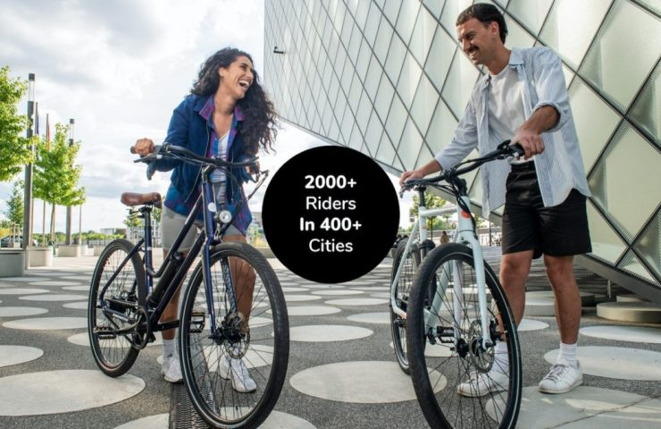 Analog Motion: e-Bikes for Cities