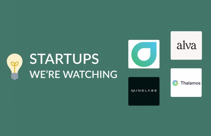 Startups We're Watching: Healthcare