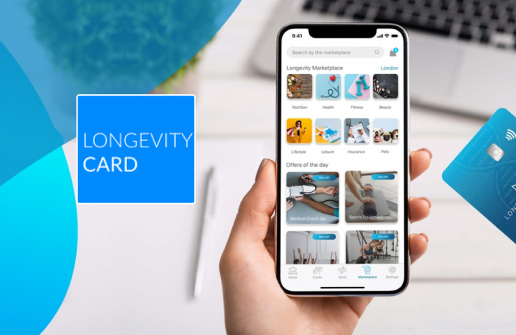 Longevity Card: Health is The New Wealth