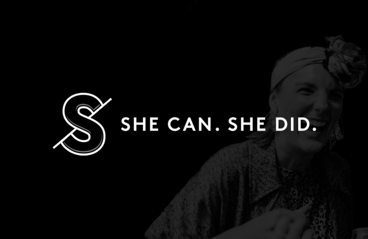 She can. She did: Building Resilience for Female Founders