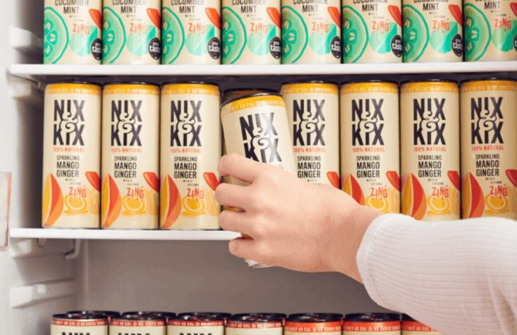 Nix & Kix: The Drink with a Zing