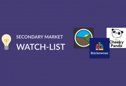 Secondary Market Watch-List: April