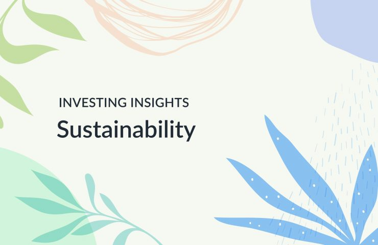 Investing Insights: Sustainability