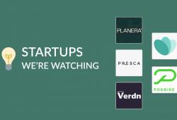 Startups We're Watching: Sustainability