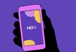 NOQ: Cashless, Contactless, Covid-safe